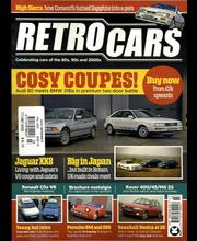 Retro Cars aikakauslehti