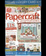 Papercraft Inspirations aikakauslehti