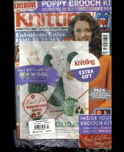 Knitting aikakauslehti