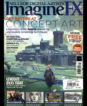Imagine Fx aikakauslehti