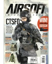 Airsoft International aikakauslehti