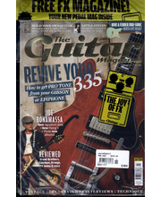 Guitar & Bass Magazine, aikakauslehti