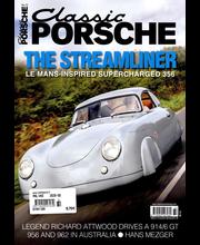 Classic Porsche Autot