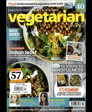 Vegetarian Living aikakausl