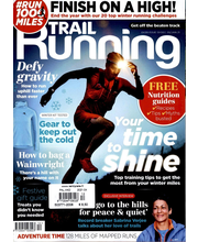 Trail Running aikakauslehti