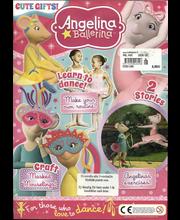 Angelina Ballerina aikakauslehti