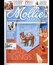 Mollie Makes (Eng) aikakauslehti