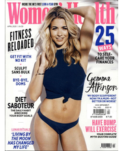Women's Health (Eng/UK) aikakauslehti