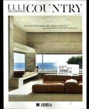 Elle Decoration Country aikakauslehti