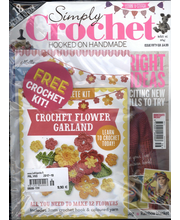 Simply Crochet, UK aikakauslehti
