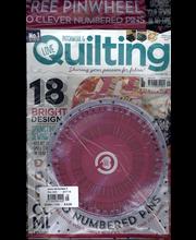 Love Patchwork & Quilting, aikakauslehti