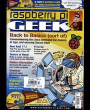 Raspberry Pi Geek aikakauslehti