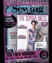 Simply Sewing, aikakauslehti