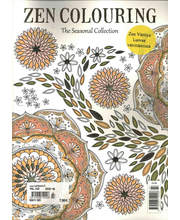Zen Colouring aikakauslehti