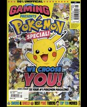 110% Gaming Presents aikakauslehti