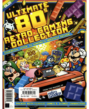 The Ultimate Collection 80s Retro Gaming bookazine