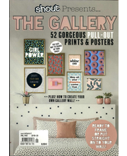 Shout Presents The Gallery bookazine