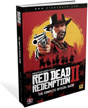 Kirja red dead redemption 2-the complete official guide standard edition