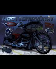 Turbomoottorit Tarrakirja