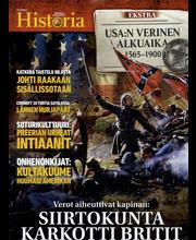 Tieteen Kuvalehti Historia Extra bookazine