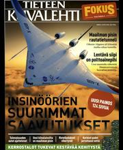 Tieteen Kuvalehti Fokus bookazine