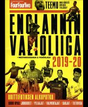 Vuoden Kohokohdat Englannin Valioliiga 2019-20 kirja