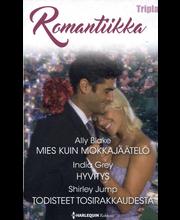 Harlequin Romantiikka ...