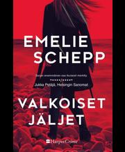 Schepp, Emelie: Valkoiset jäljet Kirja