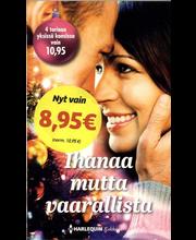 Harlequin Antologia kirja