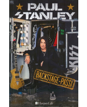 Stanley, backstage-passi