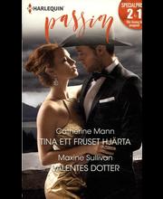 Harlequin Passion kirja