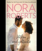 Harlequin Nora Roberts  pokkari