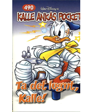 Kalle Ankas Pocket sarjakuva-albumi