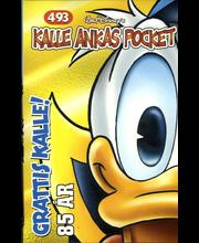 Kalle Ankas Pocket 493: Grattis Kalle& & 85 år