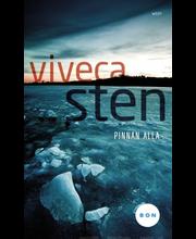 Sten, Viveca: Pinnan alla, Kirja