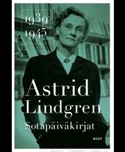 Lindgren, Sotapäiväkirjat