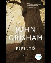 Grisham, John: Perintö kirja