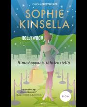 Kinsella, Sophie: Himoshoppaaja tähtien tiellä kirja