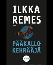 Remes, Ilkka: Pääkallokehrääjä kirja