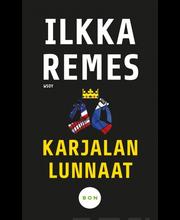 Remes, Ilkka: Karjalan lunnaat kirja