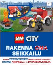 Lego City Rakenna Oma