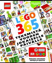 LEGO 365 Tekemistä vuoden jokaiselle päivälle