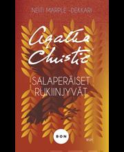 Christie, Agatha: Salaperäiset rukiinjyvät kirja