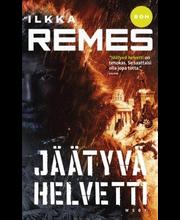 Remes, Ilkka: Jäätyvä helvetti kirja