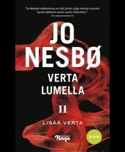 Nesbø, Jo: Verta lumella II kirja