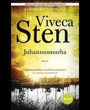 Sten, Viveca: Juhannusmurha kirja