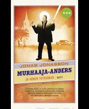 Jonasson, Jonas: Murhaaja-Anders ja hänen ystävänsä kirja