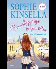 Kinsella, Sophie: Himoshoppaaja korjaa potin kirja