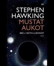 Hawking, Mustat aukot