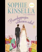 Kinsella, Sophie: Himoshoppaajan ratkaiseva askel kirja